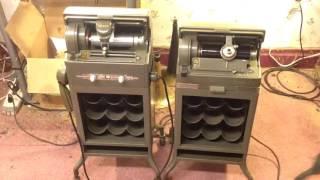 edison ediphone & transcription machine / original / complete