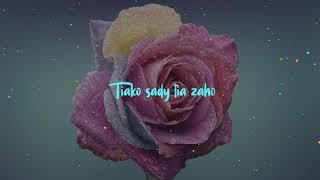 Welvi Waves - Tiako tia za ( Lyrics video )