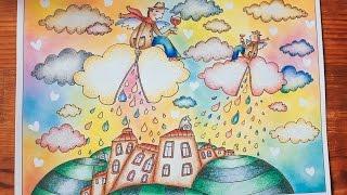 Coloring Tutorial - When Dreams Come True - Need for Color