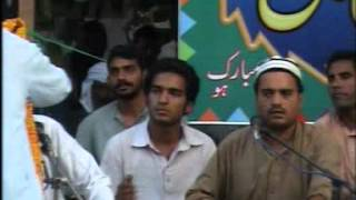 Mera kafrana Maslik Molvi Haider Hassan Akhtar Qawal at kamra shareef 2011