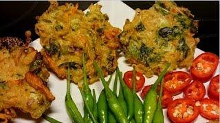 Resep Bakwan Mie Sayuran (Noodle Fritter Recipe)