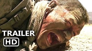 THE WALL Official Trailer (2017) John Cena, Doug Liman, Sniper War Action Movie HD