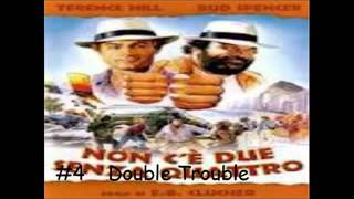 My Top 10 Best  Bud Spencer & Terence Hill Movies