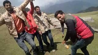 Bhandari's chanshal tour phari naTii