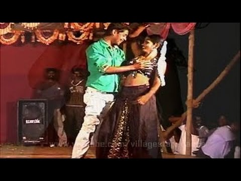 Tamilnadu Village Latest Record Dance 2015 / Adal Padal Dance / Video No 11