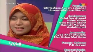Pergilah - Ainan Tasneem Live @ WHI 18 Ogos 2015
