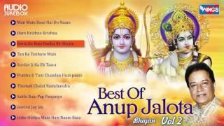 Top 10 Anup Jalota Bhajans - Vol -  2 | Bhajan Sandhya | Hindi Devotional Songs | Bhakti Songs