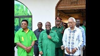 TBC1: Maneno ya MAGUFULI kwa LOWASSA Baada ya Kurudi CCM