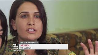 In the fight against ISIS, Kurds seek chance to govern themselves