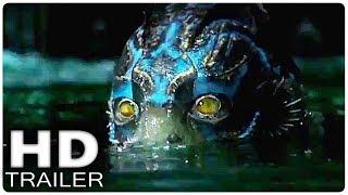 SHAPE OF WATER Trailer German Deutsch (2018)