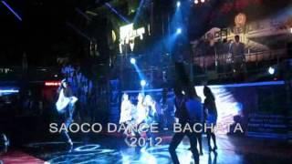 7mo Concurso Nacional de Salsa Perú 2012 - Bachata Grupos: SAOCO DANCE