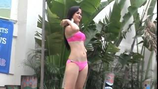 Miss Pinatubo Bikini Contest 2015 Contestant