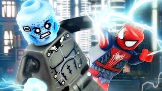 LEGO Marvel : The Amazing Spider-Man 2 - Electro Promo - Review