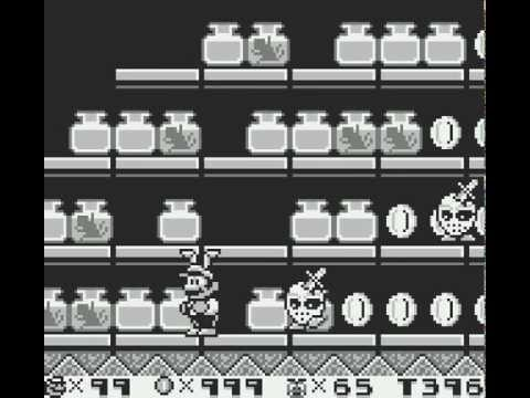 Let's Play Super Mario Land 2: 6 Golden Coins - 05: It's Pumpkininny!