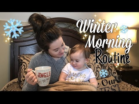 Xxx Mp4 WINTER MORNING ROUTINE MORNING CLEANING ROUTINE 2018 3gp Sex
