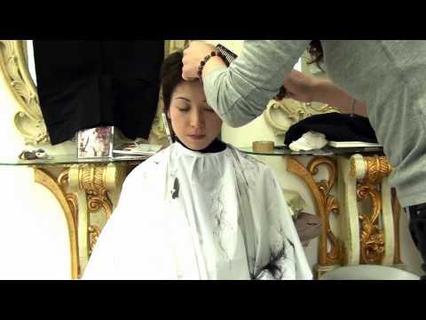 『Hair Angel Vol.23』 hair cut SAMPLE.wmv