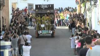 Reportaje Autos Locos (Almodóvar del Río) 2/2 Guadalquivir Televisión