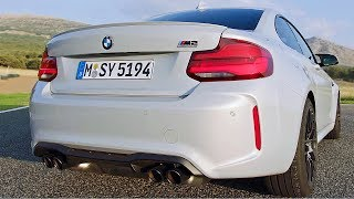 BMW M2 Competition (2019) Design, Interior, Test Drive