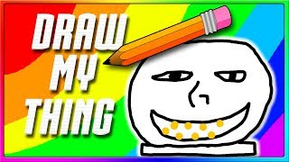 The Best Painter, Drawer, Person of All Time!   Draw My Thing Funny Game