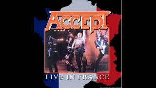 Accept - Ahead Of The Pack Live France 1983
