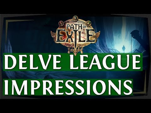 Xxx Mp4 PoE Delve League Thoughts Criticism First Look Path Of Exile 2018 3gp Sex