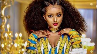 Ethiopian actress Feryat Yemane ተወዳጇ ተዋናይ ፍሬያት የማነ ውብ የባህል ልብሶቻችን አለባበስ Ethiopian traditional dress