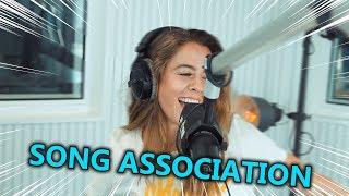 Vanessa Mai - Taylor Swift, Bruno Mars, Ariana Grande | Song Association ⚡ JAM FM