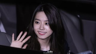 [4k] 170425 김소혜(sohye) 배텐퇴근 직캠Fancam by 믹스