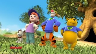 I miei amici Tigro e Pooh - Sigla