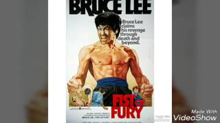 BRUCE LEE THE MASTER COLLECTION BLU RAY 4K RESTORATIONS.