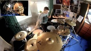Lamb of God - Broken Hands - Drum Cover - Antoni Cepel