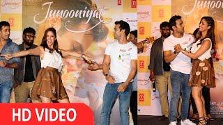 Pulkit Samrat & Yami Gautam At Trailer & Song Launch Of Film Junooniyat UNCUT