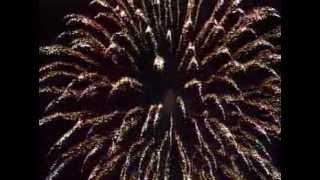 FIREWRKS Paisagens fogos de artificios