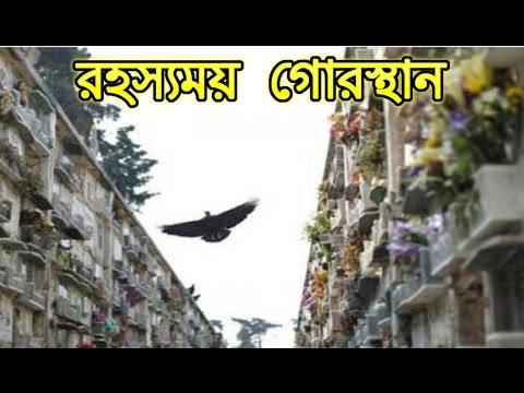এক বিচিত্র এবং রহস্যময় গোরস্থানের কাহিনী    Freaky News