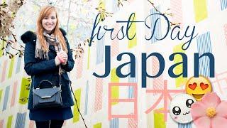 Erster Tag in JAPAN - Bloggerreise mit Masking Tape, Soba, Haul & japanische Toiletten