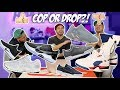 Download Video Download CRAZY COP OR DROP ON UPCOMING SNEAKERS! 3GP MP4 FLV