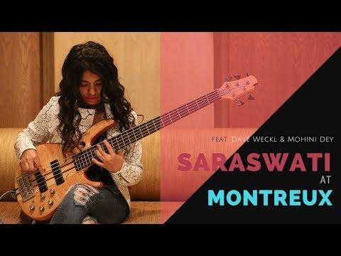 SARASWATI AT MONTREUX ABHIJITH & SANDEEP ft.DAVE WECKL & MOHINI DEY