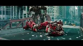 Transformers Dark of the Moon | RESCORE | The Battle Of Chicago