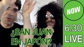 LIVE YouNow DEBATE San Juan en Japón: festividades de verano