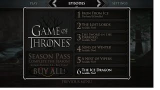 [no root]How to install all episodes of Game Of Thrones(100% works)