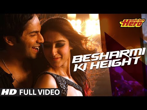 Xxx Mp4 Besharmi Ki Height Full Video Song Main Tera Hero Varun Dhawan Ileana D 39 Cruz Nargis Fakhri 3gp Sex
