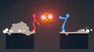 WALKA Z MEGA BOSSEM! (Stick Fight #5)