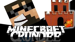 Minecraft: CRUNDEE CRAFT | CASTLE TROLL?! [23]