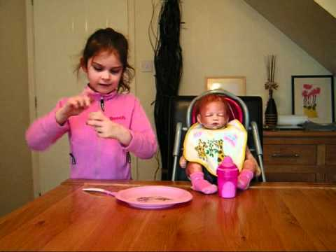 Reborn Baby Isabell By Emily.wmv