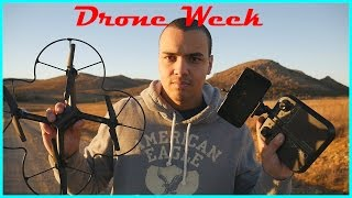 DX-4 Sharper Image   Drone Week