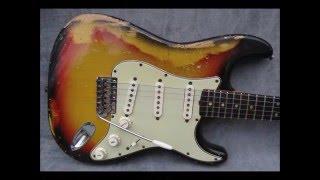 Guitar backing track A minor/C Major
