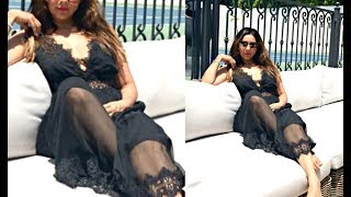 Shahrukh Khan Wife Gauri Khan Hot In California