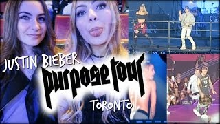 JUSTIN BIEBER CONCERT TORONTO!!! ~May 18th, 2016