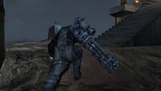 Resident Evil 4 - Nemesis T-Type in History