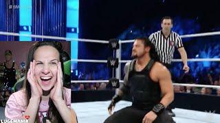 WWE Smackdown 5/5/16 6 Man Tag